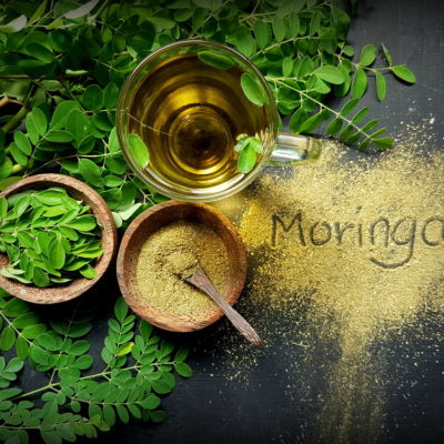 Moringa Oleifera, Superfood