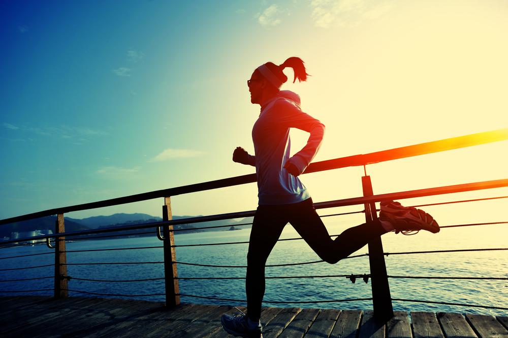 Bewegung, Gesundheit, Sport treiben