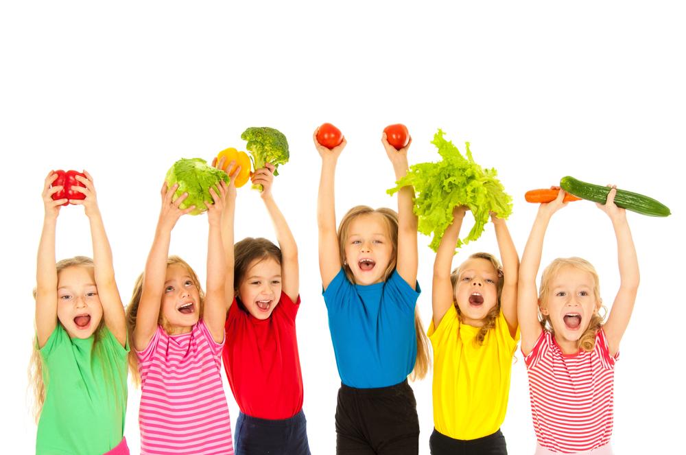 Eine gesunde Ernährung für Kinder